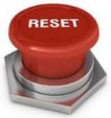 reset knop