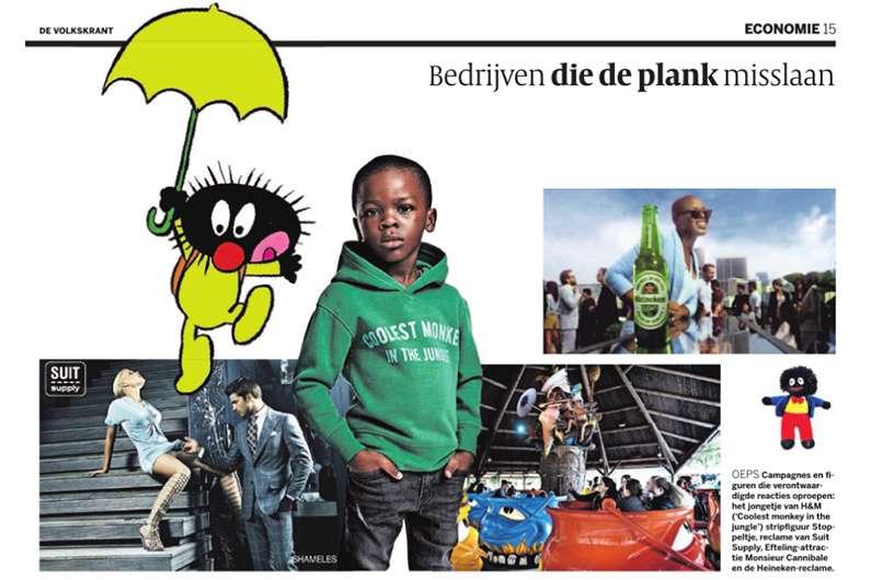 Leren van fouten bij een ander, zoals H&M, Heineken, ING ?