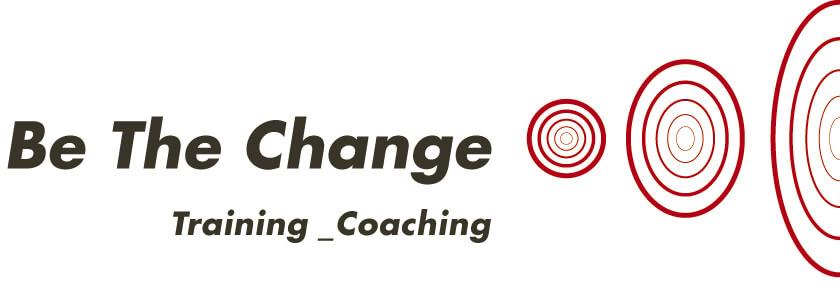 Be The Change voor coaching, persoonlijk en verbindend leiderschap, team coaching